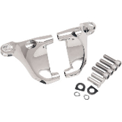 Passenger Footpeg Mount Kits for 04-13 XL