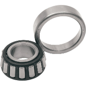Wheel Bearing with Race