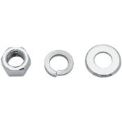Front Axle Nut and Washer Kit