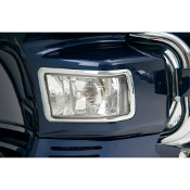 Chrome Driving/Cornering Light Trim