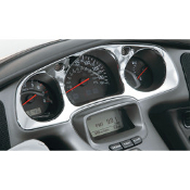 Chrome Instrument Panel Accent for Honda GL1800 Gold Wing 01-05
