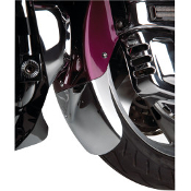 Chrome Front Fender Extensions for Honda