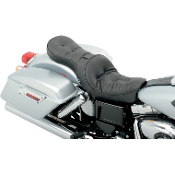 Low-Profile Pillow StyleTouring Seat w/Dual Backrest Capabilites