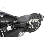 Renegade S3 Super Slammed Solo Seats for 06-14 Dyna Models