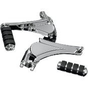 Adjustable Passenger Pegs