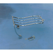 Bobtail Luggage Rack for 00-05 FXST (except FXSTD)
