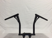 Narrow bottom handlebars for narrow front ends