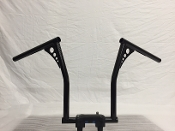"14"" Springer Handlebars HOLEY ROLLER BARS"