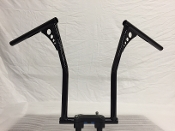 "16"" Springer Handlebars HOLEY ROLLER BARS"