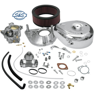 Super E Shorty Carburetor Kit for 86-90 XL