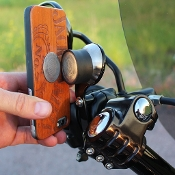 Klock Werks Device Mount for Harley