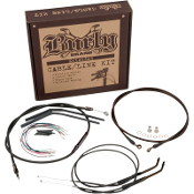 "16"" Handlebar Installation Cable kit- FXST/B/C/D"