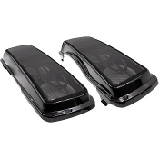 Saddlebag Lids w/Speaker Cutouts for 94-13 FLHT/FLHX/FLTR models