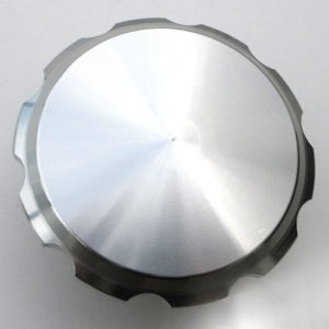 Harley Davidson Sportster Smooth Aluminum Gas Cap